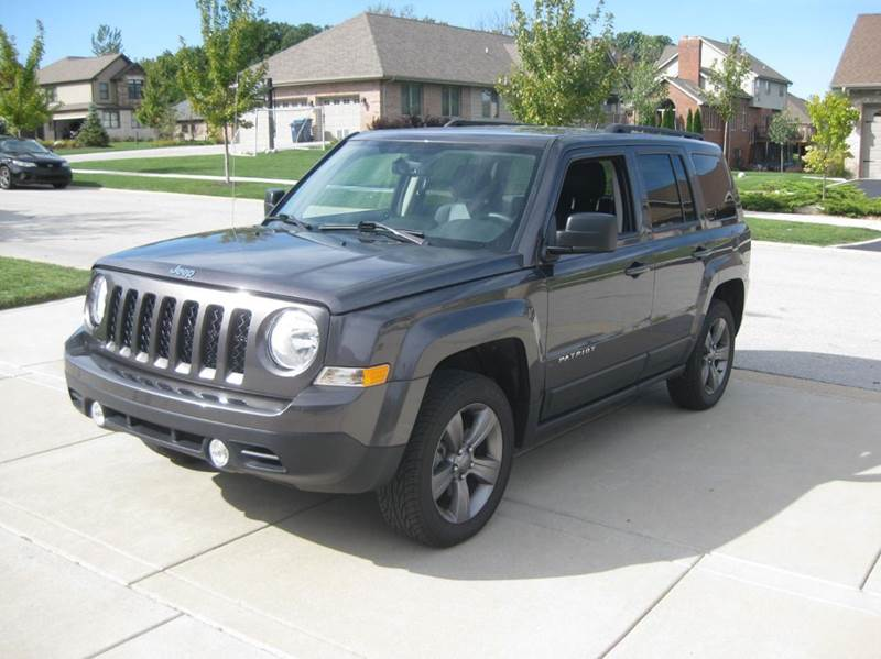 2015 Jeep Patriot High Altitude Edition 4x4 4dr SUV - Schererville IN