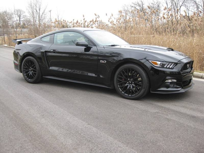 2017 Ford Mustang GT Premium 2dr Fastback - Schererville IN