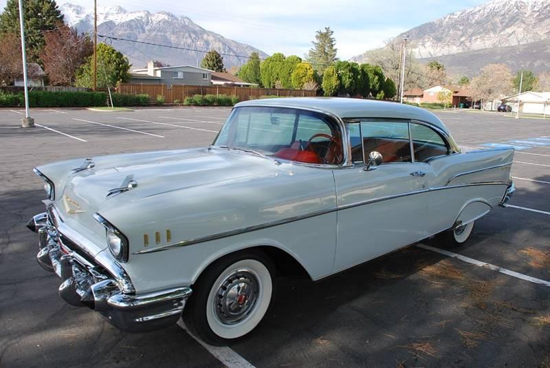 1957 Chevrolet Bel Air 2 Door Hardtop - Pleasant Grove UT & 1957 Chevrolet Bel Air 2 Door Hardtop In Pleasant Grove UT ...