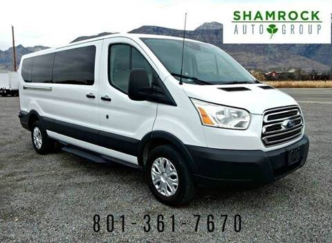 0bdb8c5014 2017 Ford Transit Wagon for sale in Pleasant Grove