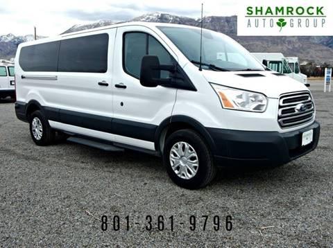 2015 Ford Transit Passenger for sale in Pleasant Grove, UT