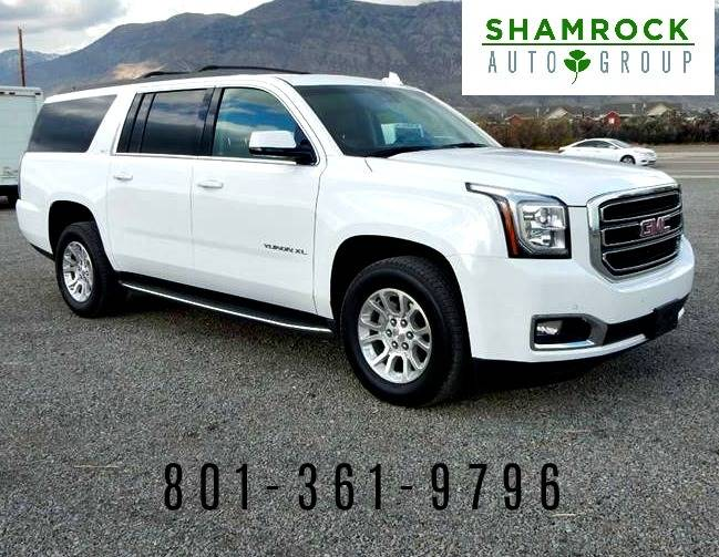 2017 gmc yukon xl 4x4 sle 1500 4dr suv in pleasant grove ut shamrock group llc 1. Black Bedroom Furniture Sets. Home Design Ideas