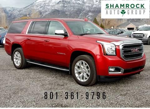 2015 GMC Yukon XL for sale in Pleasant Grove, UT