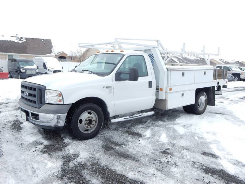 2005 Ford F-350 Super Duty In Pleasant Grove UT - Shamrock Group LLC #1