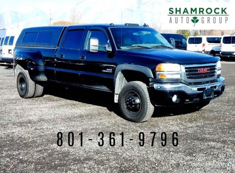 2006 GMC Sierra 3500 for sale in Pleasant Grove, UT