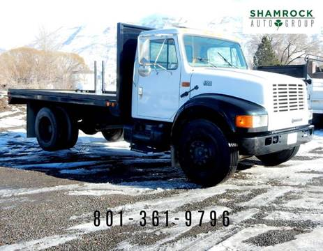 2000 International 4700 for sale in Pleasant Grove, UT