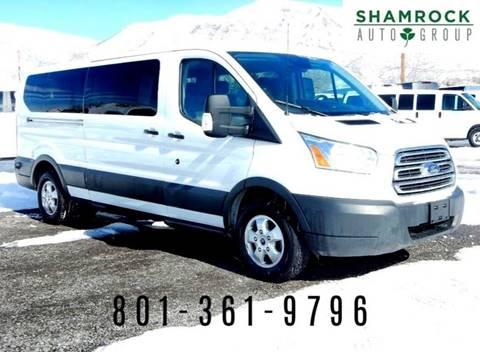 2018 Ford Transit Passenger for sale in Pleasant Grove, UT
