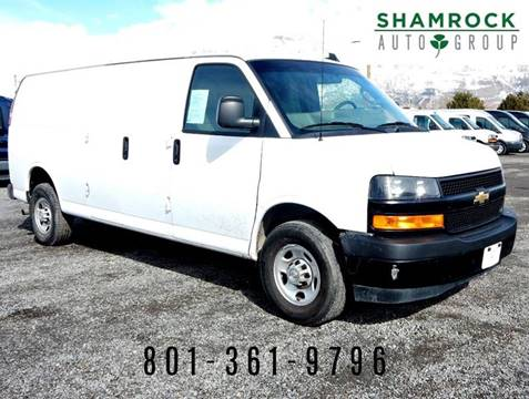 2018 Chevrolet Express Cargo for sale in Pleasant Grove, UT