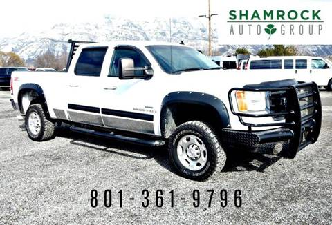 2008 GMC Sierra 2500HD for sale in Pleasant Grove, UT