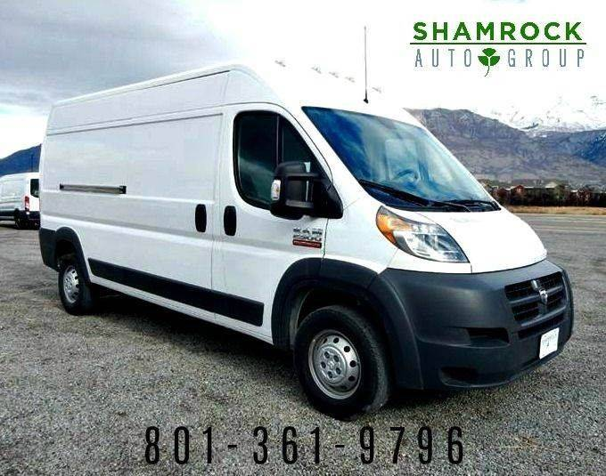 2e76868392 2017 Ram Promaster Cargo 2500 159 WB 3dr High Roof Cargo Van In ...