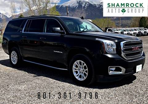 2017 GMC Yukon XL for sale in Pleasant Grove, UT