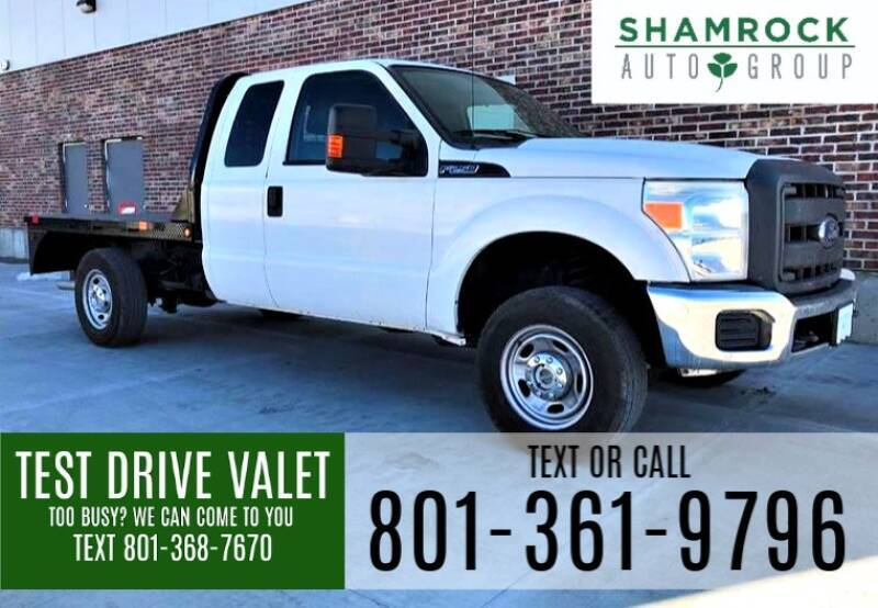 2014 Ford F-250 Super Duty for sale at Shamrock Group LLC #1 in Pleasant Grove UT