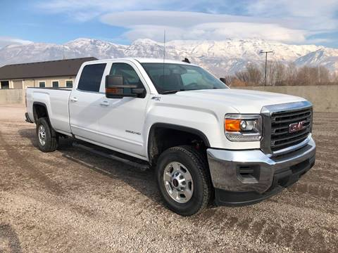 2016 GMC Sierra 2500HD for sale in Pleasant Grove, UT