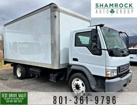 2006 Ford Low Cab Forward for sale at Shamrock Group LLC #1 in Pleasant Grove UT