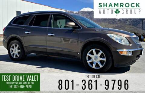 2009 Buick Enclave for sale at Shamrock Group LLC #1 in Pleasant Grove UT