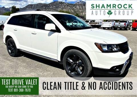 2018 Dodge Journey for sale at Shamrock Group LLC #1 in Pleasant Grove UT