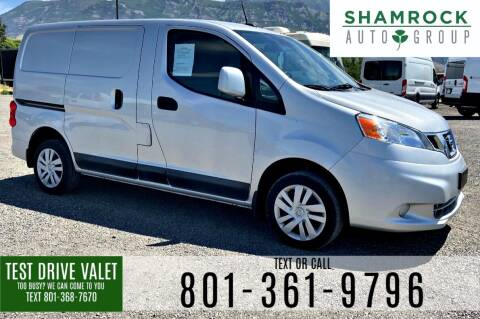 2018 Nissan NV200 for sale at Shamrock Group LLC #1 in Pleasant Grove UT