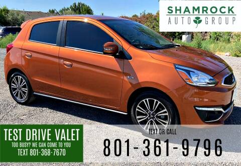 2017 Mitsubishi Mirage for sale at Shamrock Group LLC #1 in Pleasant Grove UT