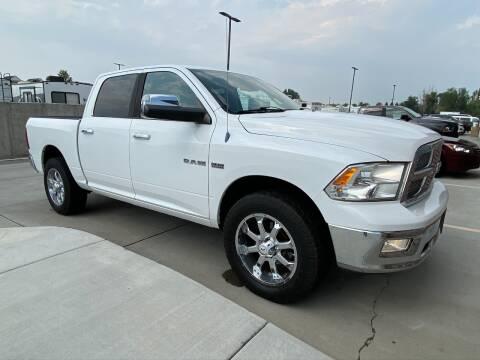 2010 Dodge Ram Pickup 1500 for sale at Shamrock Group LLC #1 in Pleasant Grove UT