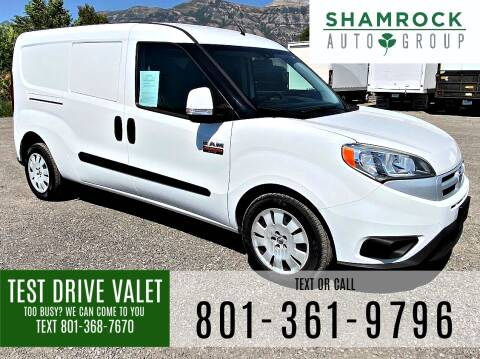 2017 RAM ProMaster City Cargo for sale at Shamrock Group LLC #1 in Pleasant Grove UT