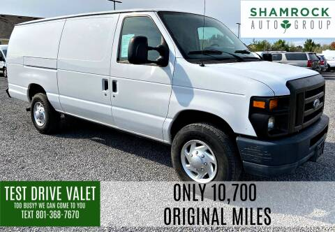 2011 Ford E-Series Cargo for sale at Shamrock Group LLC #1 in Pleasant Grove UT