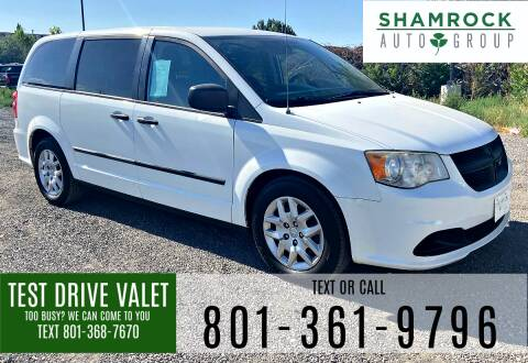 2014 RAM C/V for sale at Shamrock Group LLC #1 in Pleasant Grove UT