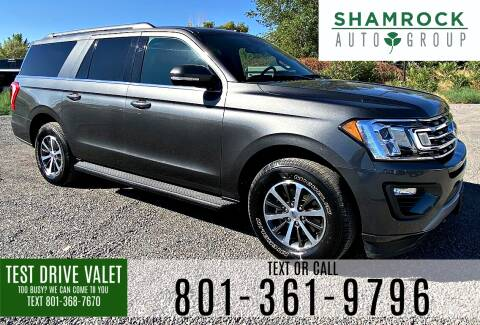 2019 Ford Expedition MAX for sale at Shamrock Group LLC #1 in Pleasant Grove UT