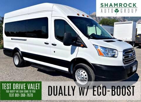 2016 Ford Transit Passenger for sale at Shamrock Group LLC #1 in Pleasant Grove UT