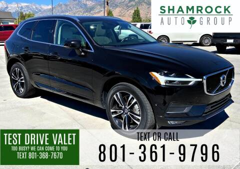 2018 Volvo XC60 for sale at Shamrock Group LLC #1 in Pleasant Grove UT