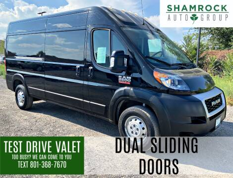2019 RAM ProMaster Cargo for sale at Shamrock Group LLC #1 in Pleasant Grove UT