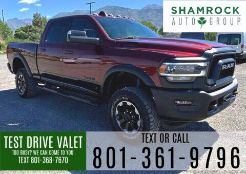 2019 RAM Ram Pickup 2500 for sale at Shamrock Group LLC #1 in Pleasant Grove UT