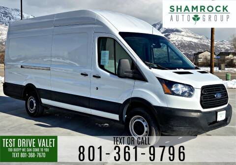 2019 Ford Transit Cargo for sale at Shamrock Group LLC #1 in Pleasant Grove UT