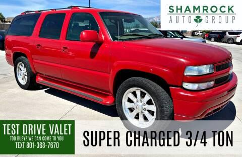 2001 Chevrolet Suburban for sale at Shamrock Group LLC #1 in Pleasant Grove UT