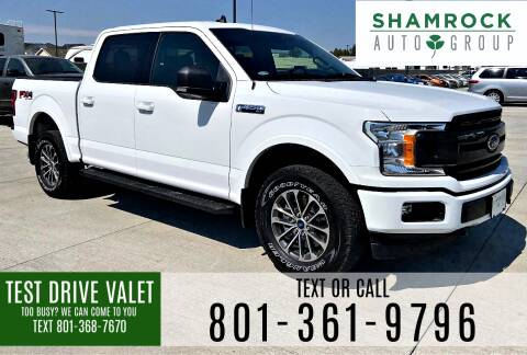 2020 Ford F-150 for sale at Shamrock Group LLC #1 in Pleasant Grove UT