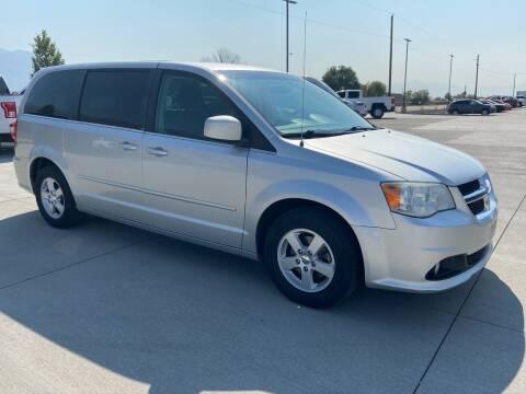 2012 Dodge Grand Caravan for sale at Shamrock Group LLC #1 in Pleasant Grove UT