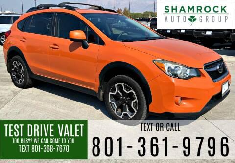 2013 Subaru XV Crosstrek for sale at Shamrock Group LLC #1 in Pleasant Grove UT