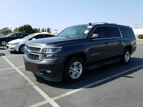 2017 Chevrolet Suburban for sale at Shamrock Group LLC #1 in Pleasant Grove UT