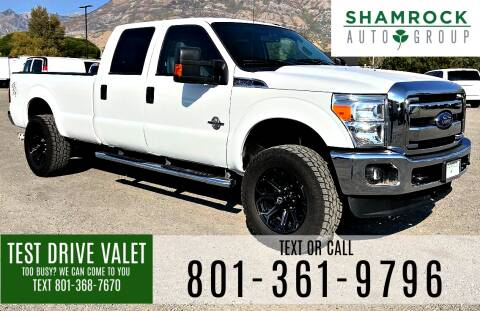 2016 Ford F-350 Super Duty for sale at Shamrock Group LLC #1 in Pleasant Grove UT