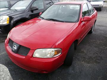 2006 Nissan Sentra for sale in Louisville, KY