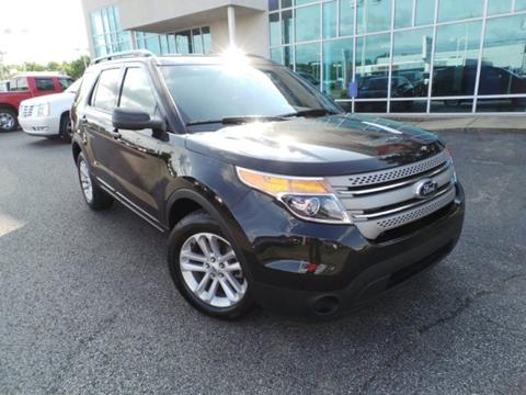 2015 Ford Explorer for sale in Louisville, KY
