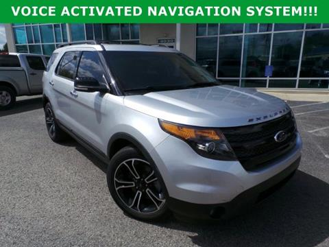 2014 Ford Explorer for sale in Louisville, KY