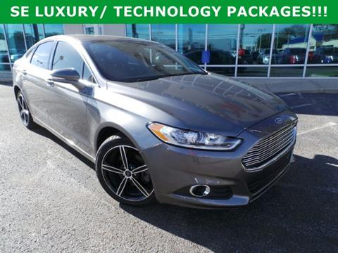 2014 Ford Fusion for sale in Louisville, KY