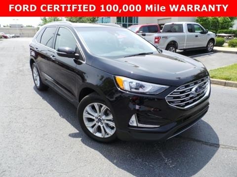 2019 Ford Edge for sale in Louisville, KY