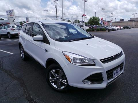 Cars For Sale Louisville Ky >> 2016 Ford Escape For Sale In Louisville Ky