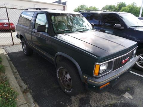 1993 GMC Jimmy for sale in Louisville, KY