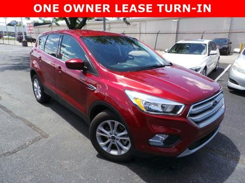 2017 Ford Escape for sale in Louisville, KY