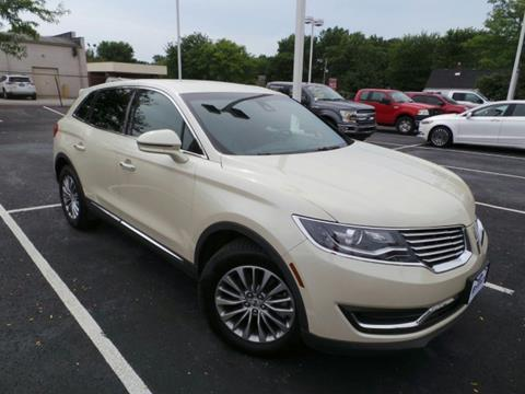 2018 Lincoln MKX for sale in Louisville, KY