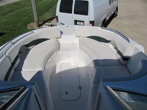 2000 Chaparral SUNSETA 233 for sale in Attica, IN