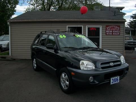 2006 Hyundai Santa Fe for sale in Johnson City, NY