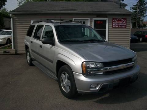 2005 Chevrolet TrailBlazer EXT for sale in Johnson City, NY